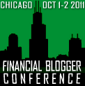 Back from the Financial Blogger Conference